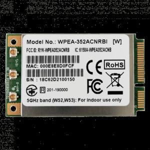 WPEA-352ACNRBI Product Picture QCA9890 3T3R Industrial-Grade Module