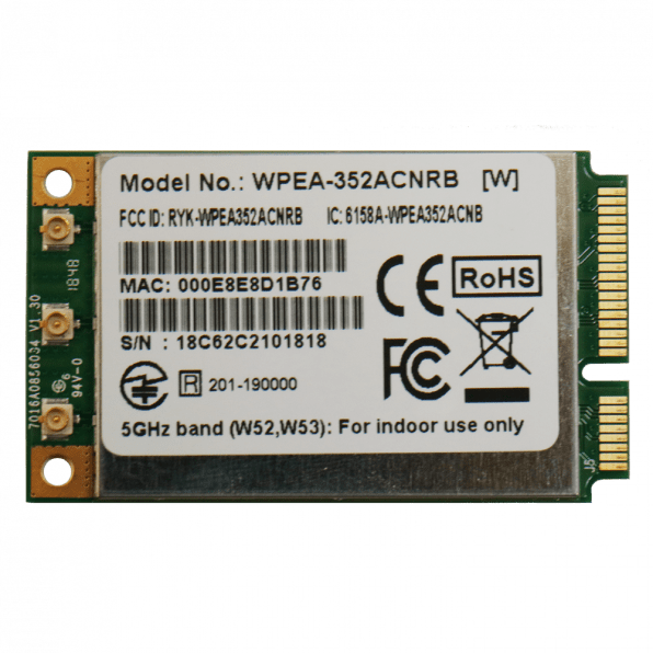 WPEA-352ACNRB Product Picture QCA9890 3T3R Industrial-Grade Module