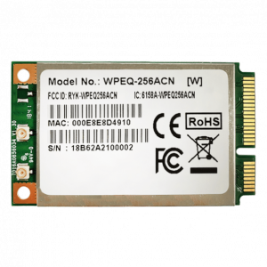 WPEQ-256ACN Product Picture QCA9882 2T2R AP-Mode Module