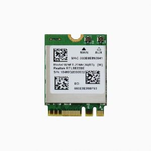 WNFT-234ACN(BT) Product Picture RTL8822BE MU-MIMO M.2 Module