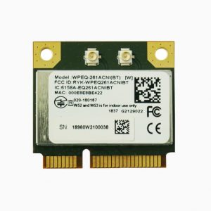 WPEQ-261ACNI(BT) Product Picture QCA6174A MU-MIMO Industrial Module