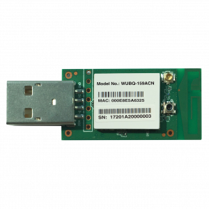 WUBQ-159ACN Series Product Picture QCA9377-7 USB Wifi Module